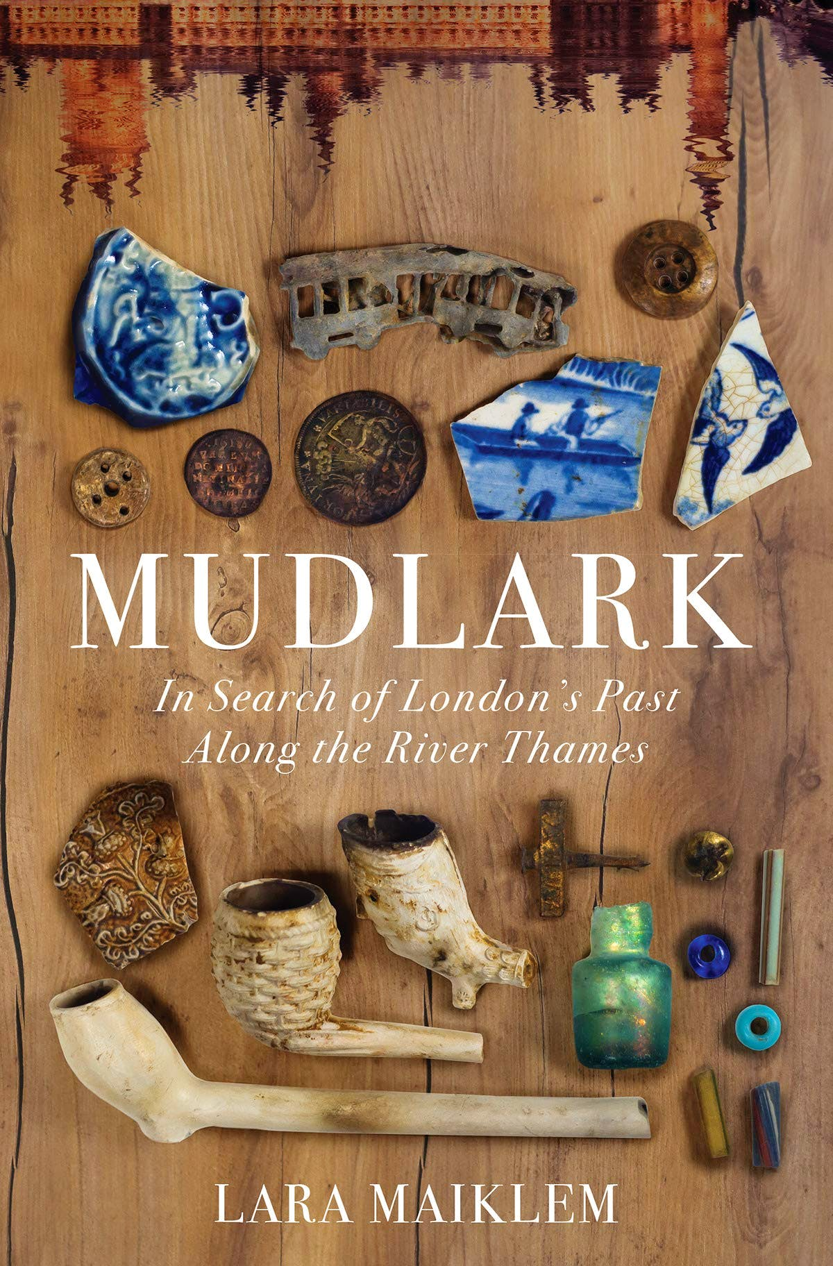Clues to Early Maryland, #3 – Mudlarking for Science: Part 1