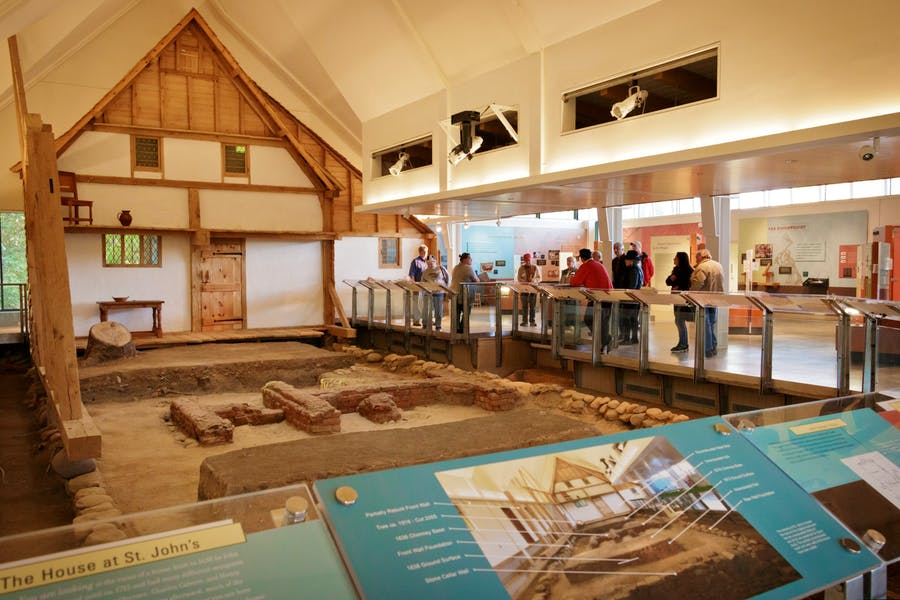 St. John's Site Museum