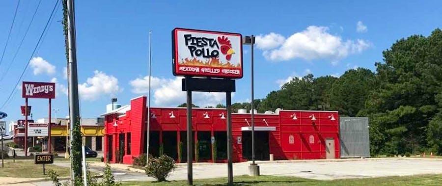 Dining - Fiesta Pollo