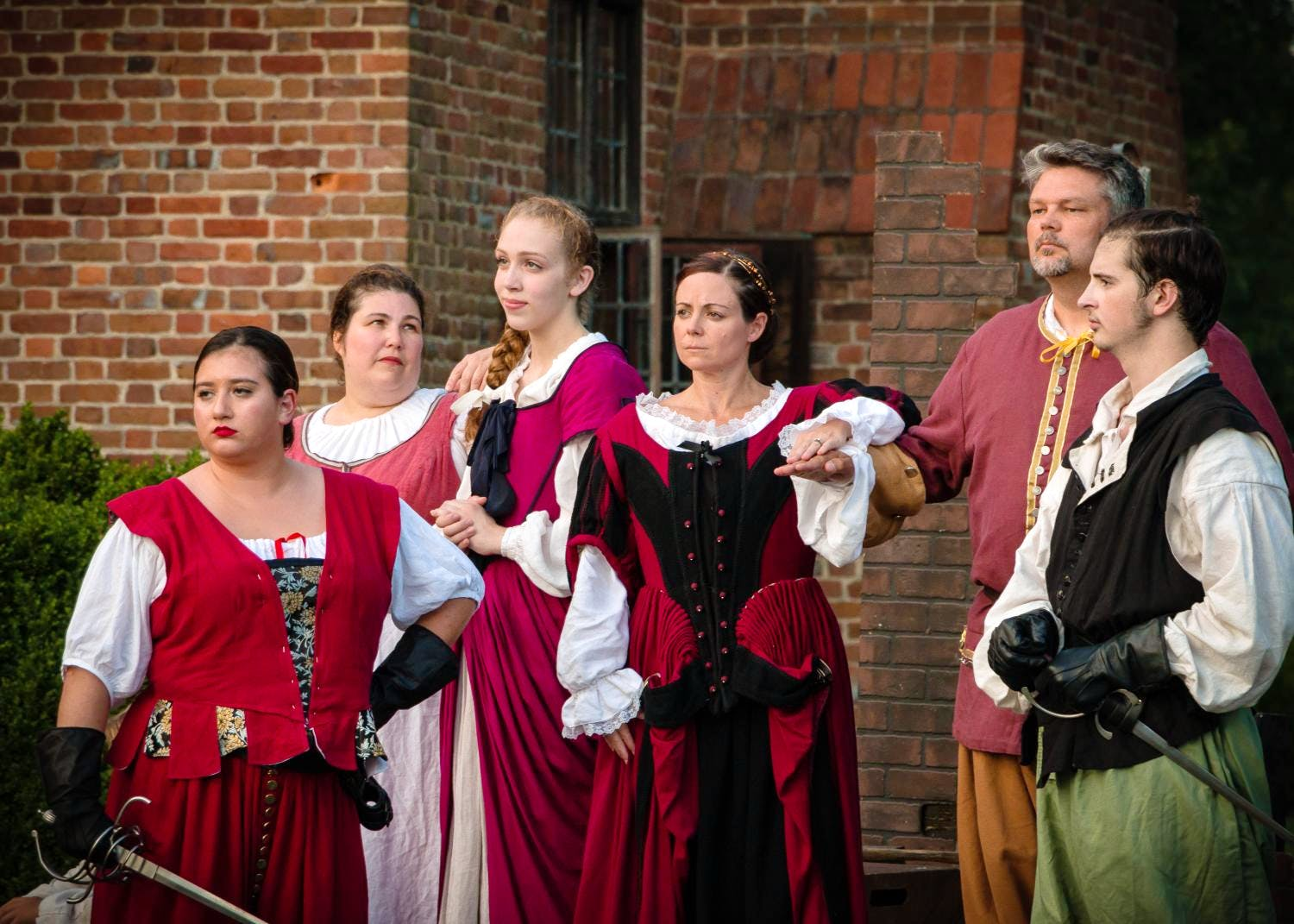 Shakespeare in the City - Calendar of Events