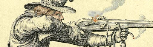 Stories - From Cobble to Gun - Making Do in Early Maryland