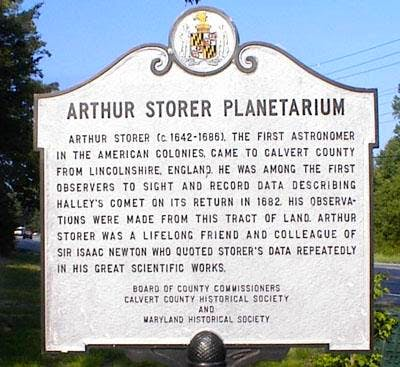 Story - Maryland's First Scientist