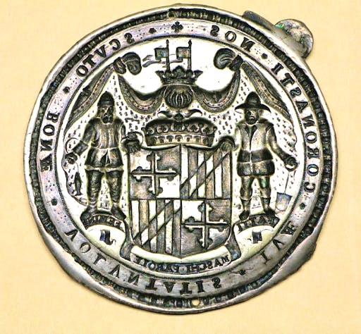 Stories - Maryland's Great Seal