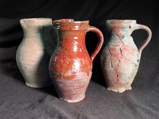 Stories - Who was Maryland's First Colonial Potter