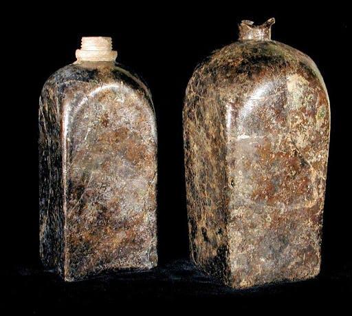 Buried Bottles