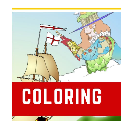 Teacher Resources - Activity - Coloring