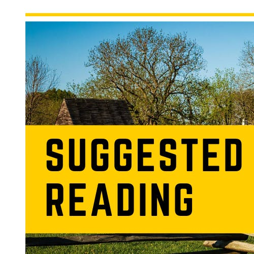 Educator Resources - Suggested Reading for Teachers